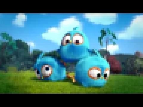 Смотреть Angry Birds Blues Episode 1 With Kirishima & The