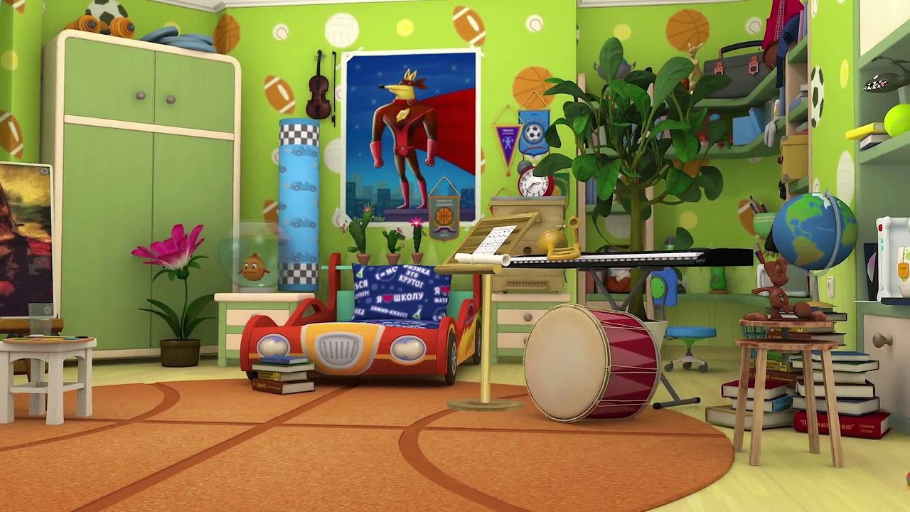 Картинки барбоскины квартира